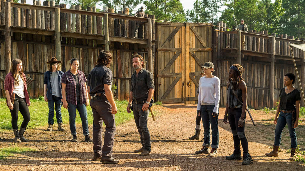 "Fox Serie ""The Walking Dead"" bleibt Publikumsmagnet"
