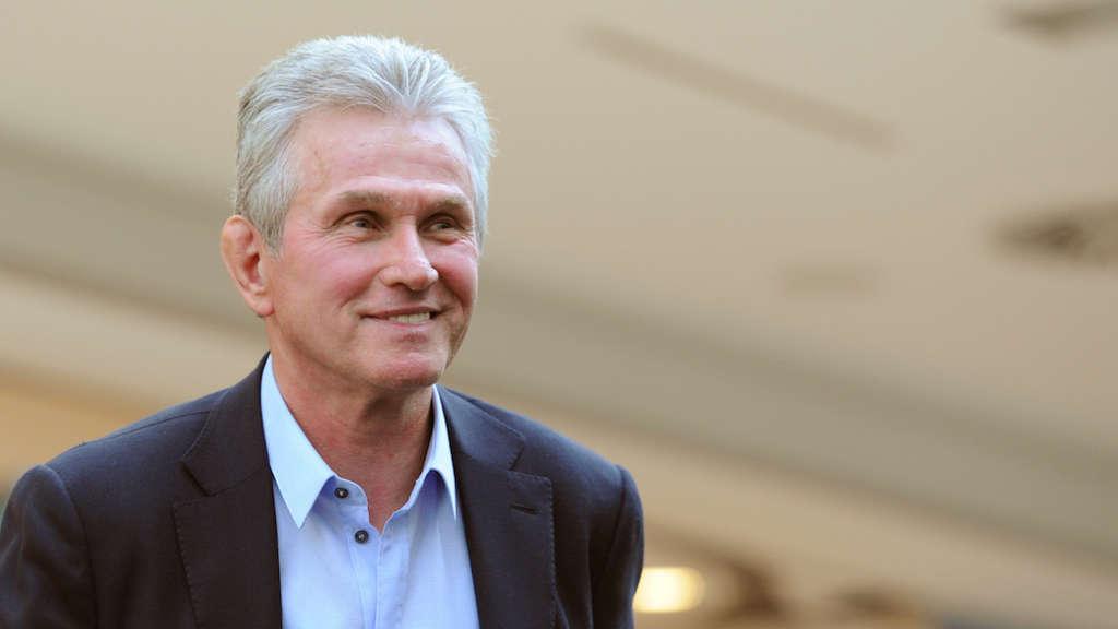 jupp heynckes neuer bayern trainer