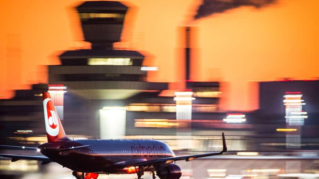 Am Freitagabend wird der letzte Air-Berlin-Flug in der Hauptstadt landen.