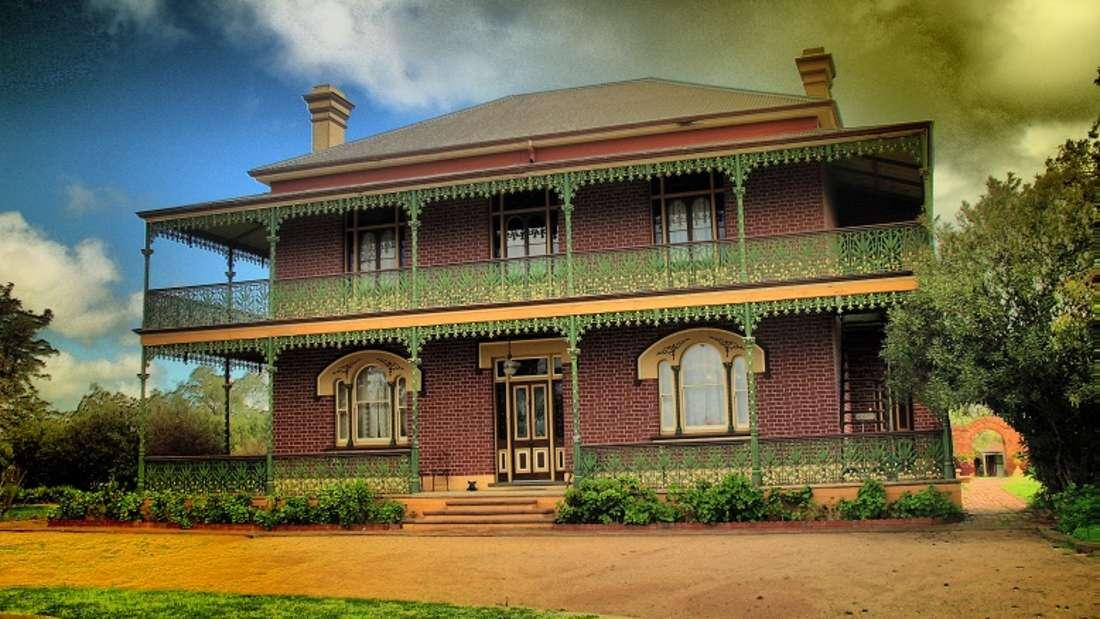 Australiens gespenstischstes Haus: Monte Cristo Homestead