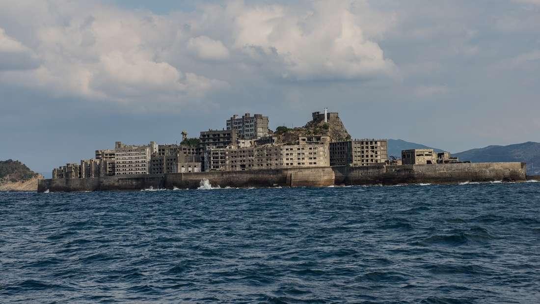 Hashima Insel, Japan