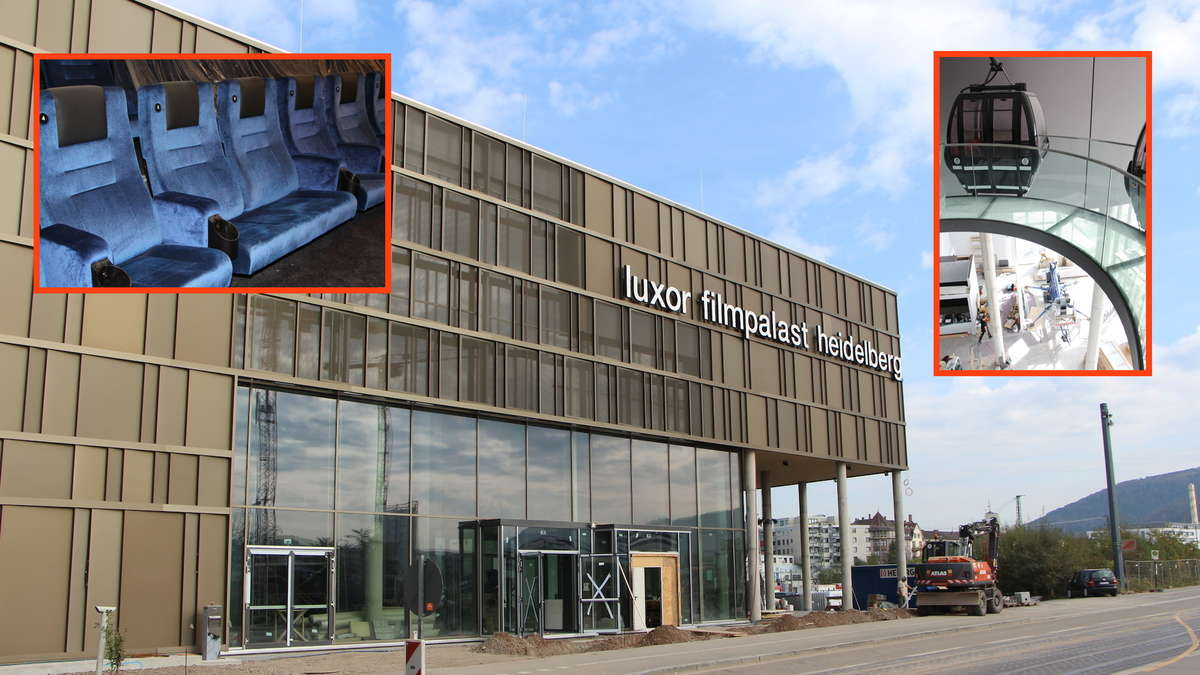 heidelberg luxor filmpalast kino er ffnung verz gert sich. Black Bedroom Furniture Sets. Home Design Ideas