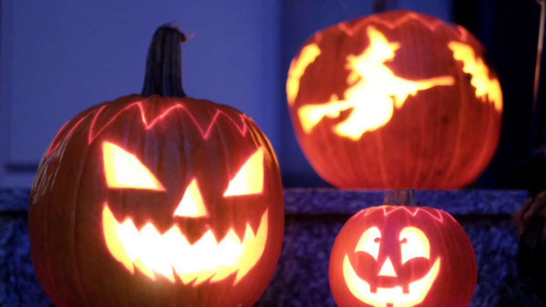 Halloweengrusel - oder Wirklichkeit?