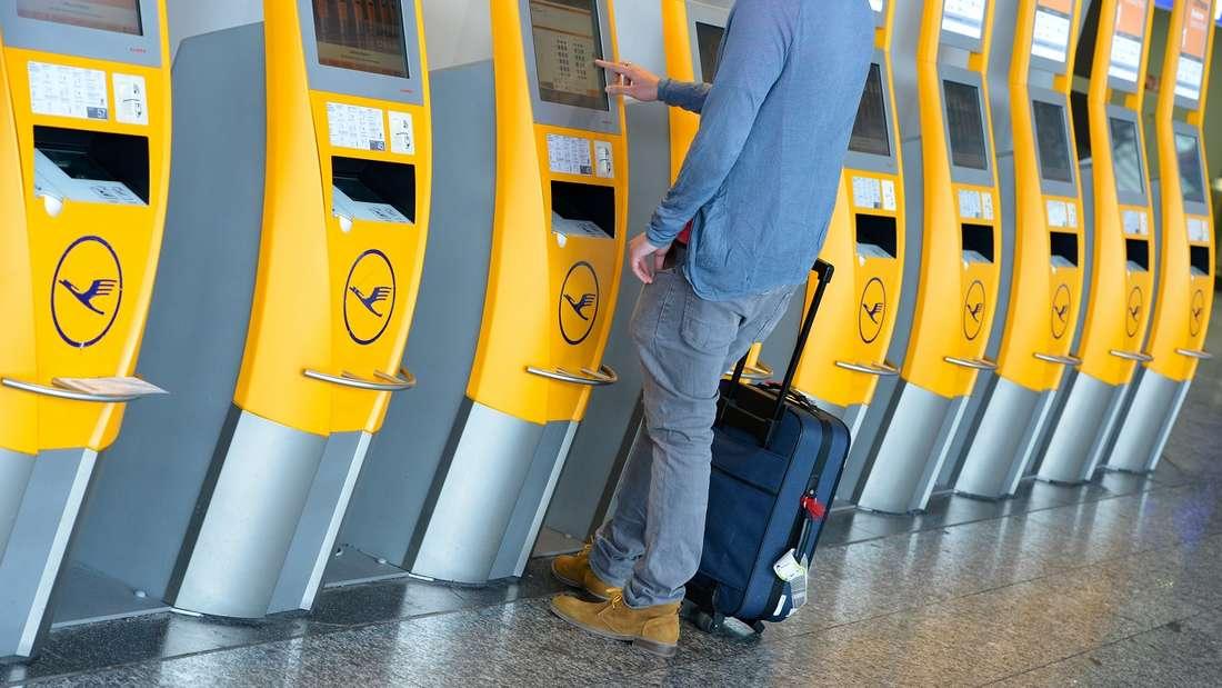 Ein Code auf dem Boarding-Pass führt zu Problemen auf bestimmten Reisen.
