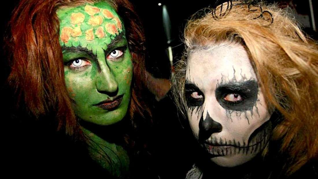 Halloween steht vor der Tür. Als was gehst Du?