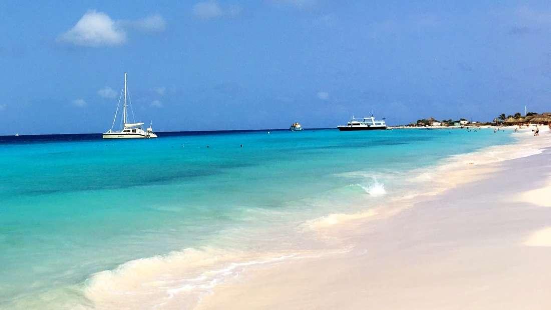 Klein Curacao Beach