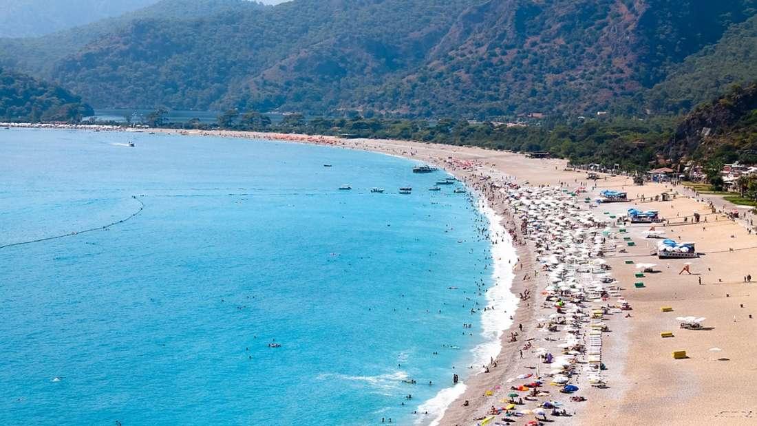 Ölüdeniz Beach