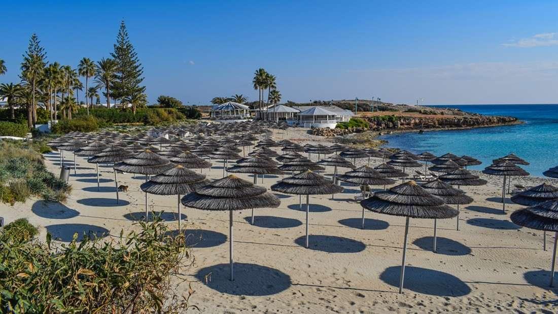 Platz 6: Nissi Beach