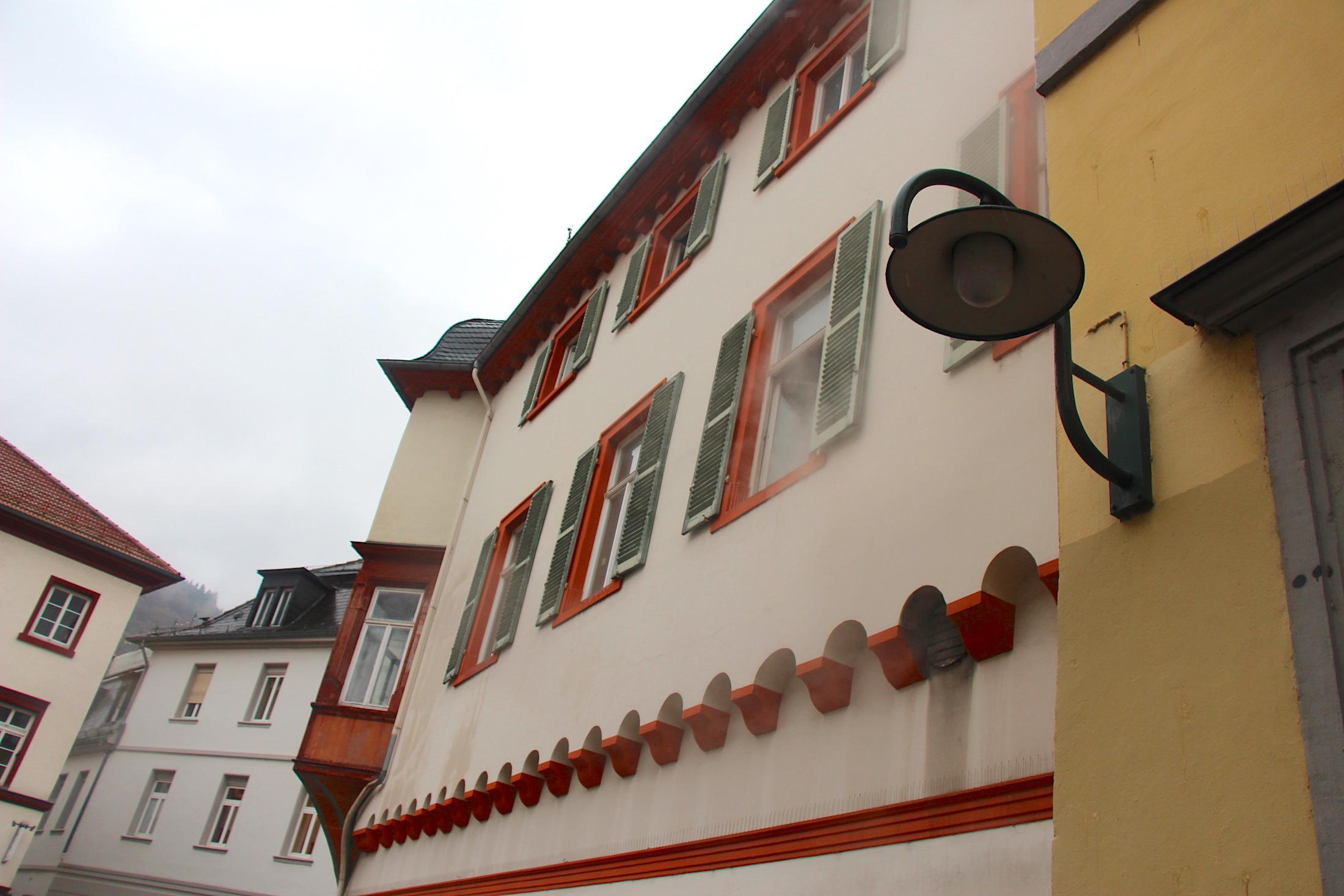 FOTOS: Heidelberg-Altstadt: Aktueller Stand: Abriss und