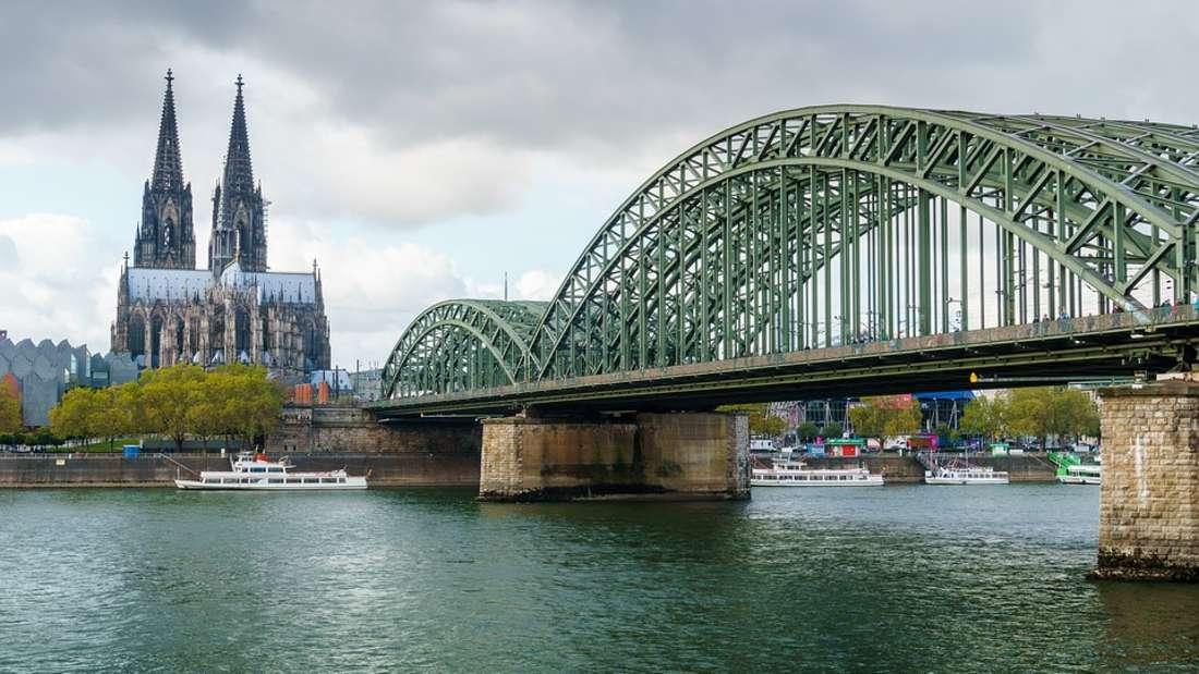 Köln: Typischfür Kölnsind der Dom, der Rhein, das Pumpwerk Bayenthal oder ein kühles Kölsch. Die rund 1,1 Millionen Einwohner große Stadt ist einen Besucht wert.