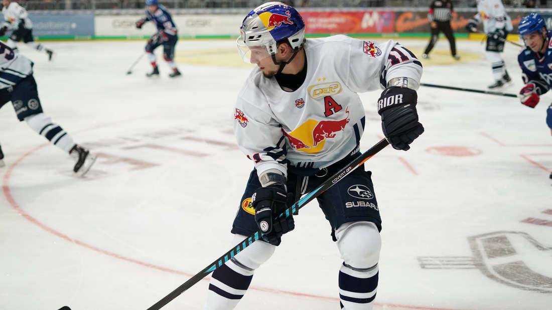 DEL, 23. Spieltag: Adler Mannheim gegen EHC Red Bull München.