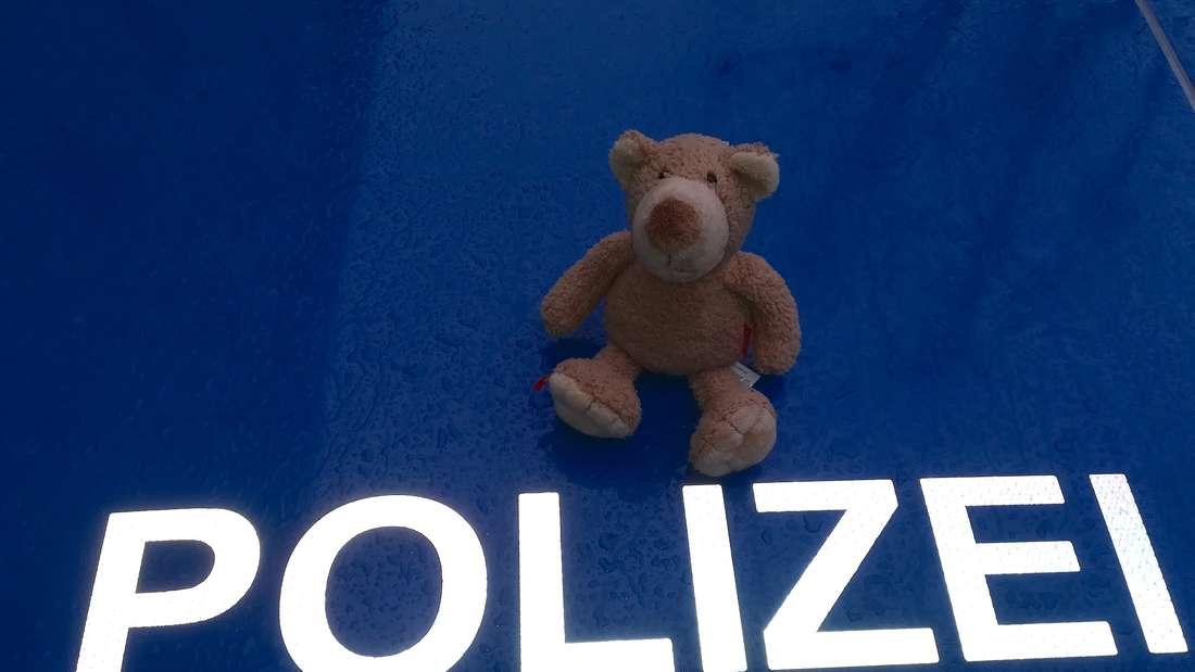 """Öffentlichkeitsfahndung nach bisher unbekanntem """"Bären-Halter"""""""