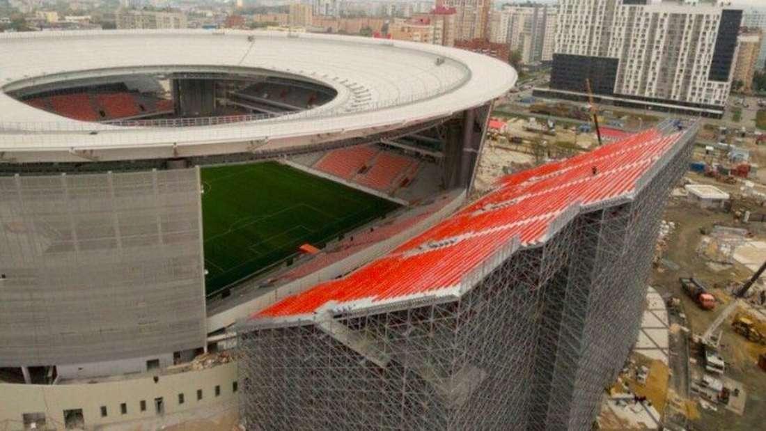 Zentralstadion Jekaterinenburg