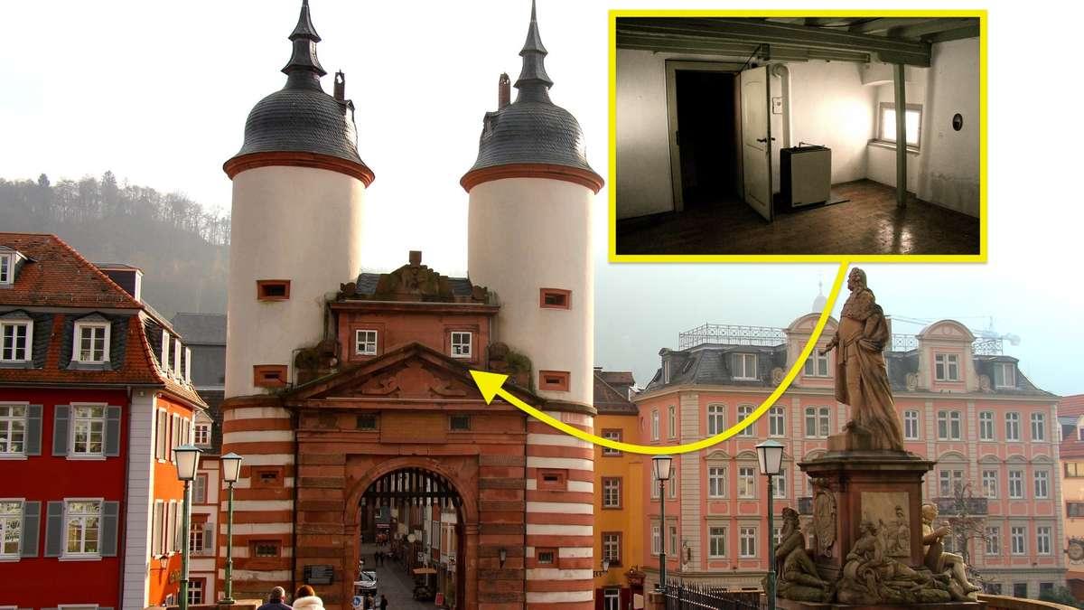 heidelberg altstadt exlusive einblicke in die wohnung im. Black Bedroom Furniture Sets. Home Design Ideas