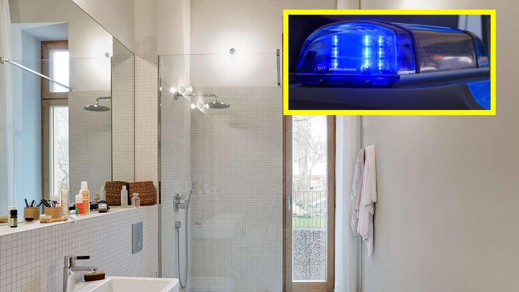 ludwigshafen kurioser notruf frau von hund im badezimmer eingesperrt region. Black Bedroom Furniture Sets. Home Design Ideas