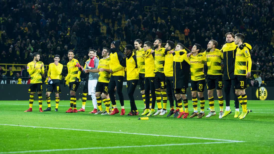 Borussia Dortmund - 1899 Hoffenheim 2:1