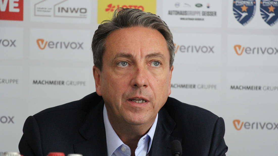 SVS-Präsident Jürgen Machmeier ist trotz Platz fünf nicht zufrieden. (Archivfoto)