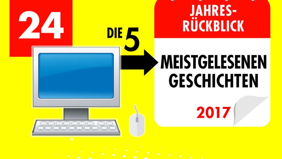 Jahresrückblick 2017: Die Top 5: Meistgelesen © MANNHEIM24/Thomas Horst