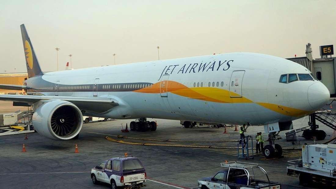 In einer Maschine der Jet Airways brach zwischen den Piloten Streit aus.