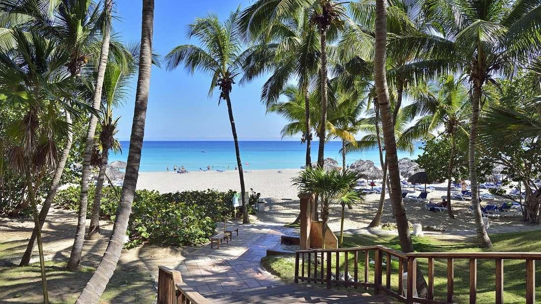 Melià Las Americas Suites & Golf Resort in Varadero.