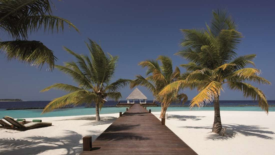 Hotel Coco Bodu Hithi auf den Malediven.