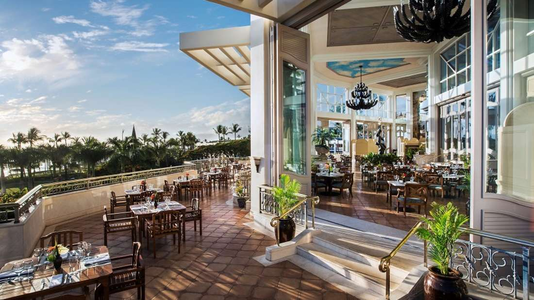 Grand Wailea Resort & Spa auf der Insel Maui