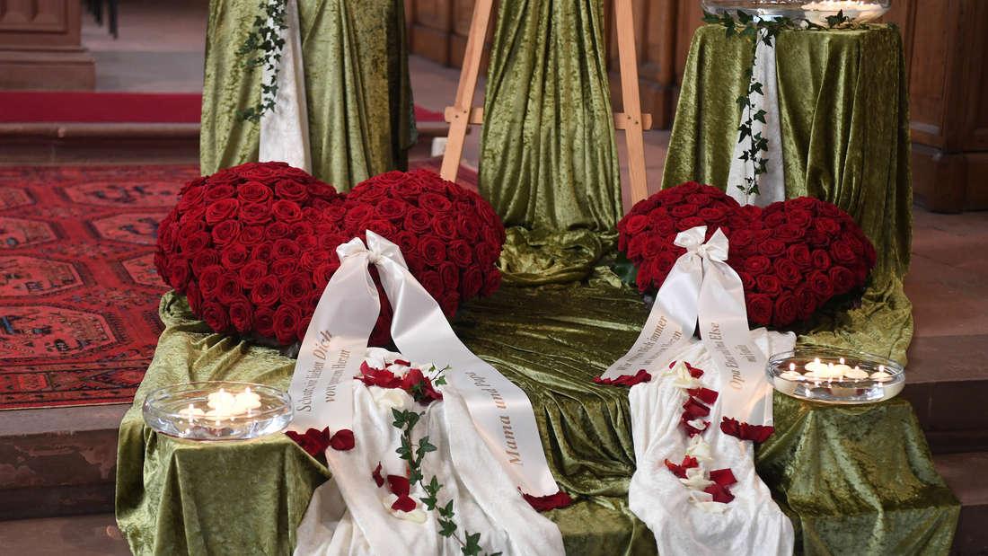 Trauergottesdienst in Kandel