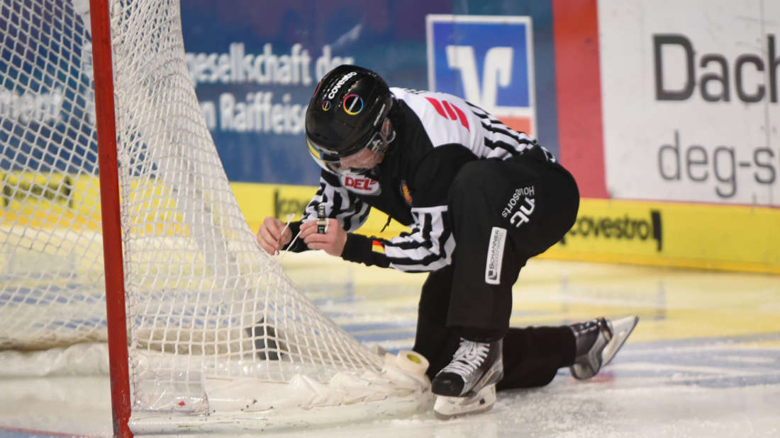 Am 42. Spieltag gewinnen die Adler Mannheim am Sonntag (14. Januar 2018) in der SAP Arena mit 6:2 gegen die Eisbären Berlin und wahren damit ihre Chance auf die Playoffs. (C) MANNHEIM24/Daniel Glaser