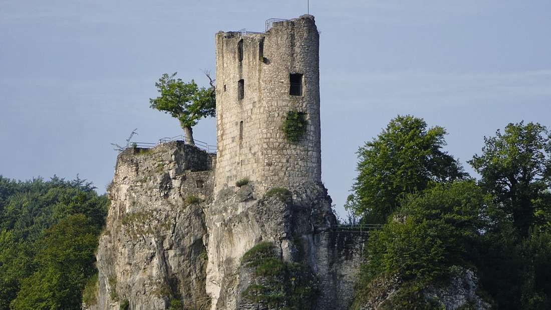 Wanderung durch die Fränkische Schweiz: In der Region Wiesent warten zwölf abwechslungsreiche Wanderungen durch die Fränkische Schweiz darauf, erkundet zu werden.