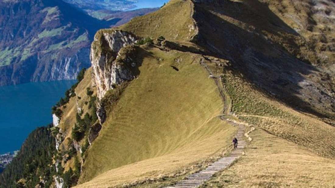 Albsteig: 350 Kilometern führt der Albsteig von Donauwörth bis Tuttlingen über die Schwäbische Alb.