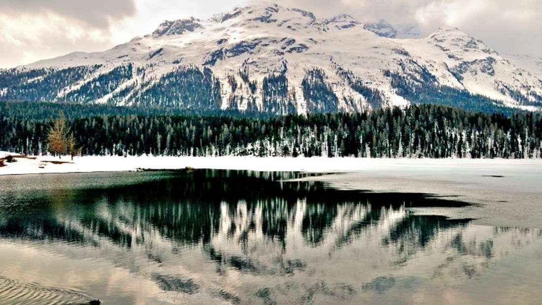 Wellness und Sport genießt der Schütze mit Weitblick und einer großzügigen Landschaft rund um St. Moritz.