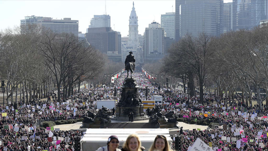 Women's March 2018 - Philadelphia