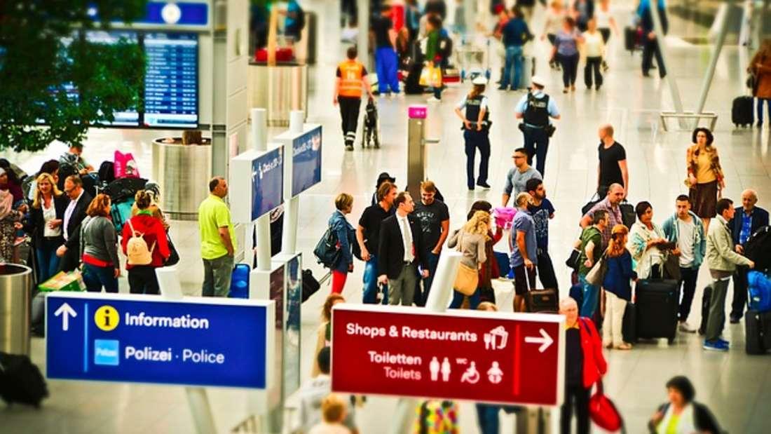 Wer eine Verlobung plant und nicht an der Flughafenkontrolle auffliegen will, bekommt jetzt einen besonderen Service.