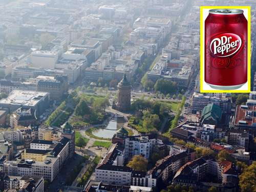Mannheimer Milliadärsfamilie kauft Dr Pepper!