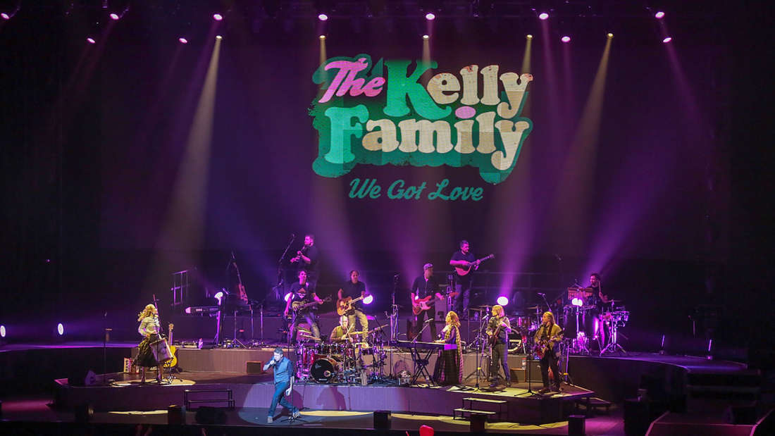 Die Kelly Family in der SAP Arena