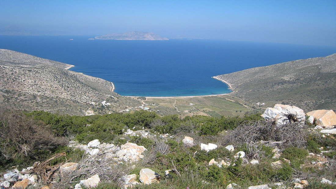 Die Insel Iraklia gehört zu den kleinen Ostkykladen. Diese Insel bietet Ruhesuchenden den idealen Anlaufpunkt.