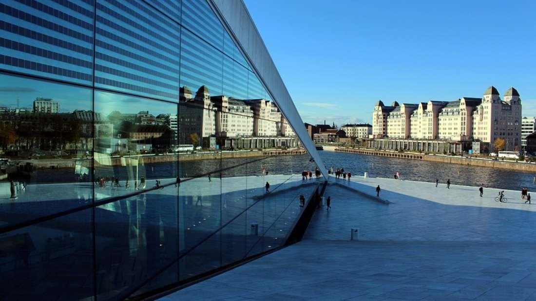10. Oslo: Die norwegische Hauptstadt Oslo landete im Ranking auf Platz zehn. Hier zahlen Touristen durchschnittlich 298 Euro pro Tag.