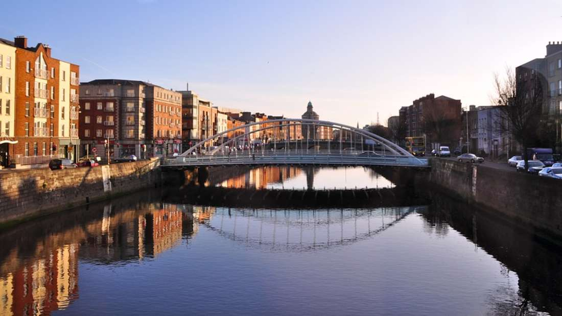7. Dublin: Noch ein kleines Stück teurer als Ibiza ist Dublin. Hier zahlt man pro Tag rund 328 Euro.