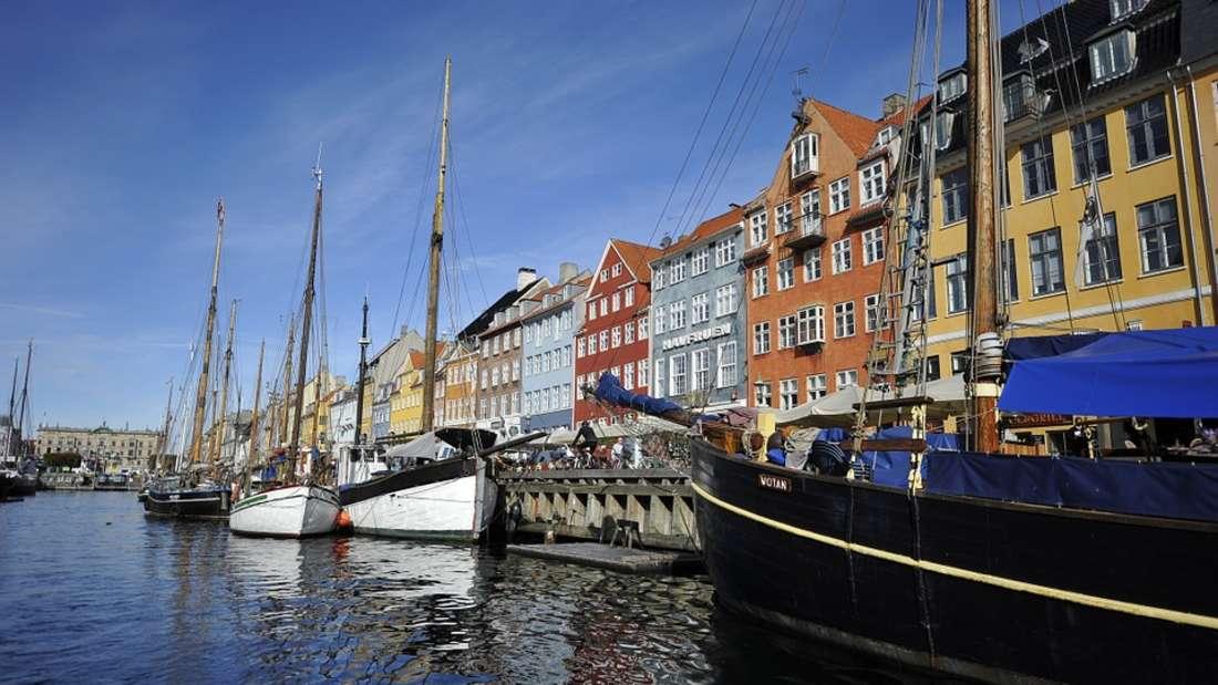 2. Kopenhagen: In der dänischen Hauptstadt ist es mit 369 Euro pro Tag nur ein wenig teurer als in Amsterdam.