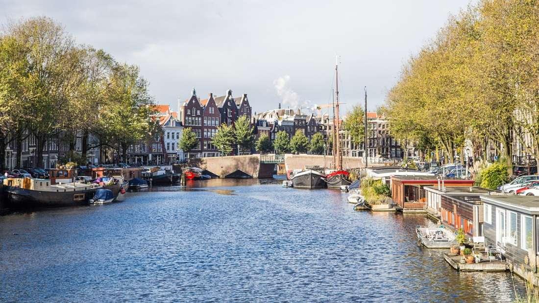 3. Amsterdam: Saftige 367 Euro kostet Touristen ein Tag in der niederländischen Hauptstadt.