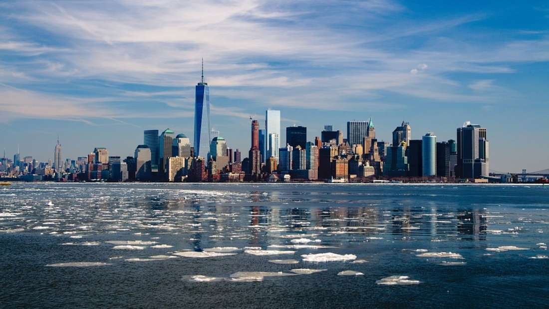 1. New York City: Die teuerste Stadt der Welt im Jahr 2018 für Touristen. Hier kostet der Tag Urlaub stolze 390 Euro.