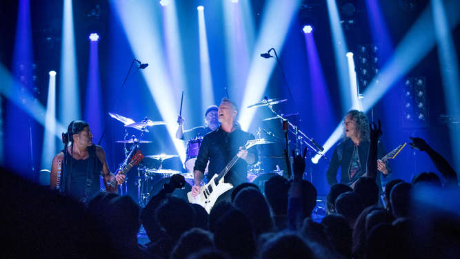 Metallica in der SAP Arena: Schick uns Dein Fan-Foto!