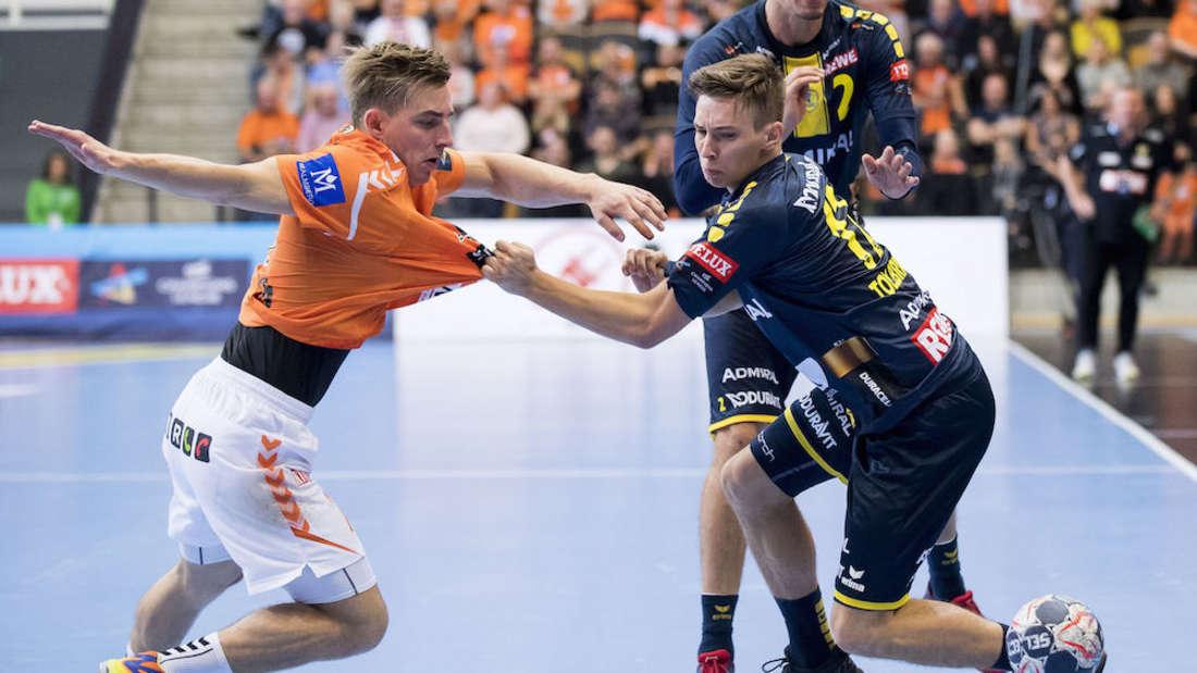 Handball: IFK Kristianstad - Rhein-Neckar Löwen 22:35
