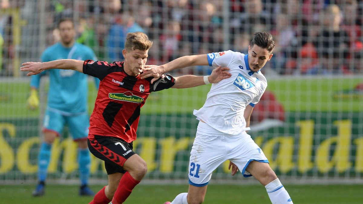 Hoffenheim Gegen Freiburg