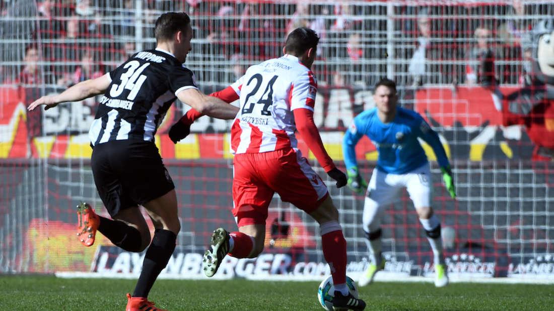 1. FC Union Berlin - SV Sandhausen