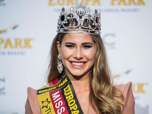"Anahita Rehbein wird ""Miss Germany"""