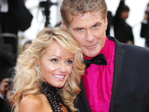 David Hasselhoff will Hayley Roberts in Italien heiraten