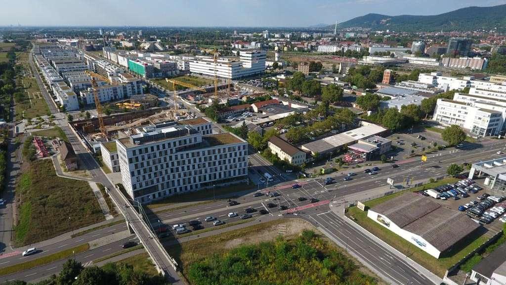Heidelberg Bahnstadt Xxxl Möbelhaus Gemeinderat Stimmt Bau Zu