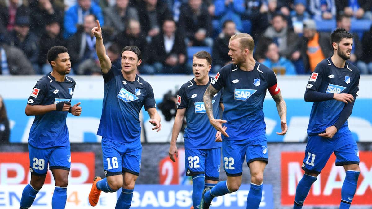 Wolfsburg Gegen Hoffenheim