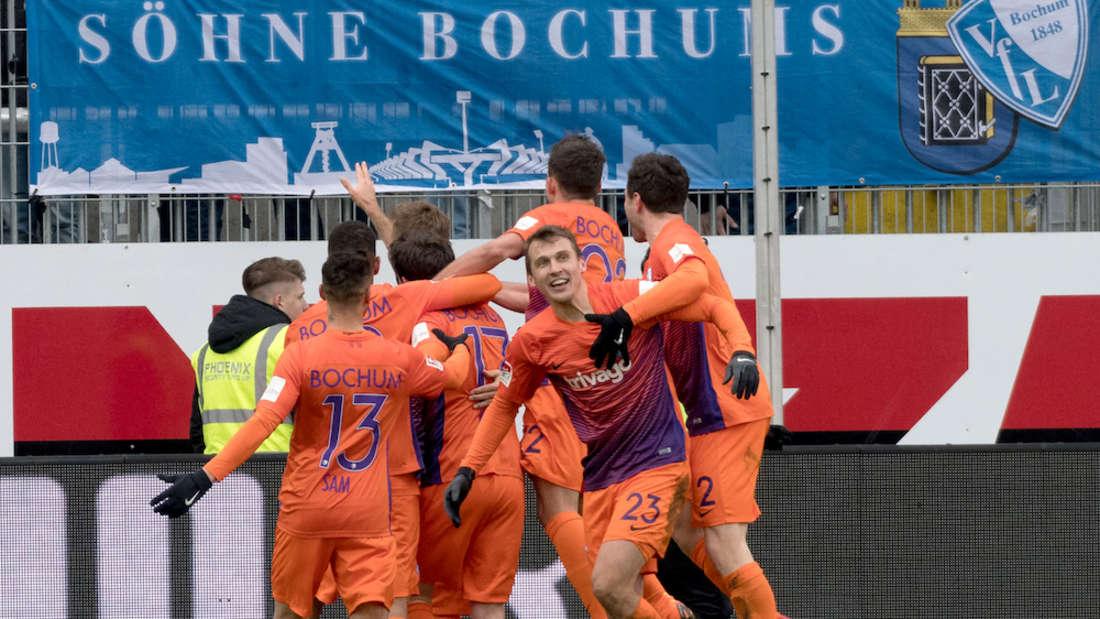 SV Sandhausen - VfL Bochum